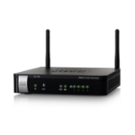 Cisco RV110W Fast Ethernet Black wireless router