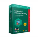 Kaspersky Lab Internet Security 2018 5user(s) 1year(s) Full license German