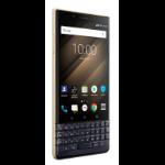 "BlackBerry KEY2 LE 11,4 cm (4.5"") 4 GB 4G Blauw, Champagne 3000 mAh"