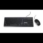 iogear GKM513B keyboard USB QWERTY US English Black