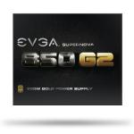 EVGA SuperNOVA 850 G2 850W ATX Black power supply unit