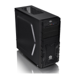 Thermaltake Versa H23 computer case Midi-Tower Black