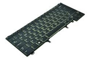 PSA Parts FWJJ4 Keyboard notebook spare part