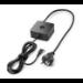 HP 1HE08AA adaptador e inversor de corriente Interior 65 W Negro