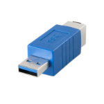 LINDY USB 3.0 Adapter. USB A Male to B Female