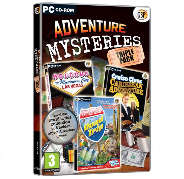 Avanquest Adventure Mysteries Triple Pack