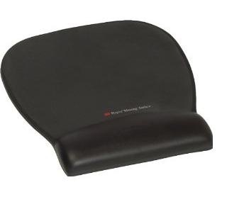 3M FT510112343 mouse pad Black