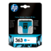 HP 363 Cyan Ink Cartridge Original Cian 1 pieza(s)