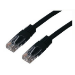 MCL FCC5EM-3M/N cable de red Negro