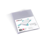 Rexel Nyrex  A4 Card Holders Clear (25) filing pocket