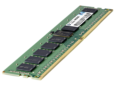 HP 8GB (1x8GB) Single Rank x4 DDR4-2133 CAS-15-15-15 Registered Memory Kit memory module 2133 MHz ECC