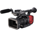 Panasonic AG-DVX200 15.49 MP MOS Shoulder camcorder Black,Red 4K Ultra HD