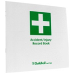 Guildhall L ACCIDENT INJURY BOOK T44