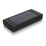 Aluratek APBQ16F Lithium-Ion (Li-Ion) 16000mAh Black power bank