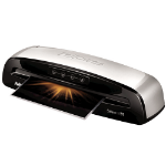 Fellowes Saturn 3i 95 Cold laminator 304 mm/min Black,Silver