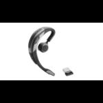 Jabra MOTION UC oorhaak Monauraal Draadloos Zwart mobielehoofdtelefoon