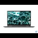 """Lenovo Yoga C740 Hybrid (2-in-1) 35.6 cm (14"""") Touchscreen Full HD 10th gen Intel® Core™ i5 8 GB DDR4-SDRAM 256 GB SSD Wi-Fi 6 (802.11ax) Windows 10 Home Grey"""