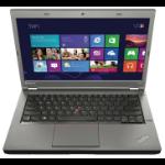 "Lenovo ThinkPad T440p 2.6GHz i5-4210M 14"" 1920 x 1080pixels Black Notebook"