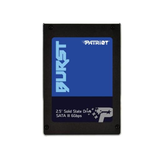Patriot Memory PBU120GS25SSDR internal solid state drive 2.5