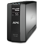 APC Back-UPS Pro Line-Interactive 550VA 6AC outlet(s) Black uninterruptible power supply (UPS)
