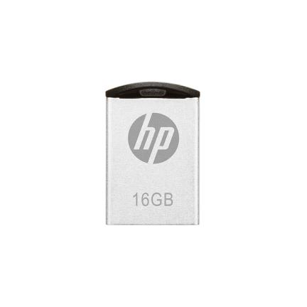 PNY HP v222w 16GB 16GB USB 2.0 Type-A Black,Silver USB flash drive