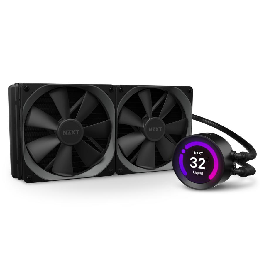 NZXT Kraken Z63 computer liquid cooling Processor
