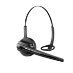 EPOS D 10 HS Headset Ear-hook, Head-band Black, Silver