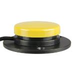 AbleNet 100SPY push-button panel Black, Yellow