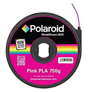 Polaroid PL-6016-00 3D printing material Polylactic acid (PLA) Pink 750 g