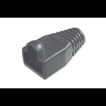 ASSMANN Electronic A-MOT 8/8 kabel beschermer Zwart