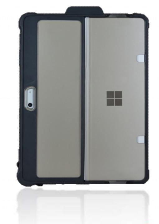 Tech air TAXSGR003 funda para tablet Carcasa rígida Negro