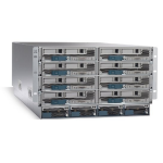 Cisco UCSB-5108-AC2= network equipment chassis Grey