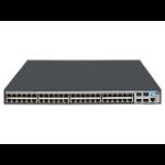 Hewlett Packard Enterprise OfficeConnect 1920 48G PoE+ (370W) Managed L3 Gigabit Ethernet (10/100/1000) Grey 1U Power over Ethernet (PoE)