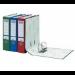 Elba 100202218 folder A4 Cardboard Red