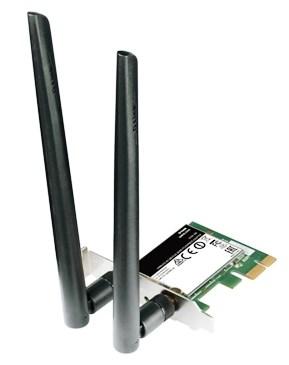 D-Link DWA-582 network card Internal WLAN 867 Mbit/s