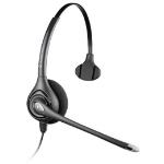 Plantronics HW251N/DA-M Monaural Head-band Black headset