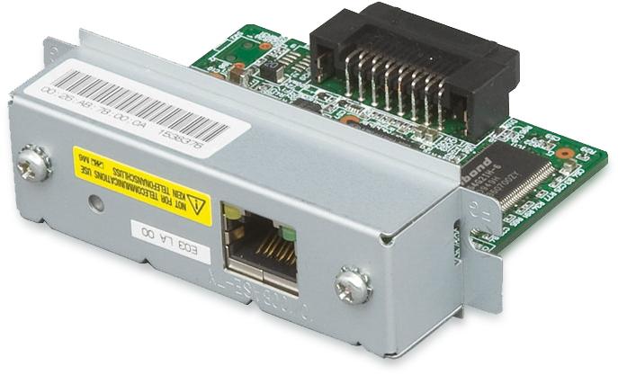 Ub-e04: 10/100 Base T Ethernet I/f Board