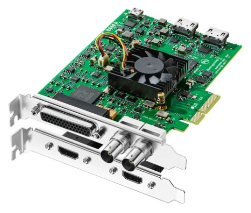Blackmagic Design DeckLink Studio 4K Internal video capturing device