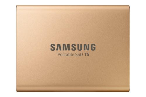 Samsung T5 500 GB Gold