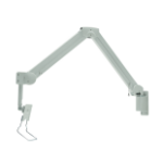 """Vogel's PMW 7014 MEDICAL WALL MOUNT WALL 26"""" Silver"""