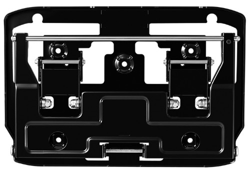 "Samsung WMN-M22EA 75"" Black flat panel wall mount"