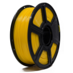 Gearlab GLB255305 3D printing material Polylactic acid (PLA) Yellow 1 kg