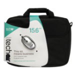 "Tech air TABX406RV2 notebook case 39.6 cm (15.6"") Briefcase Black"