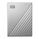 Western Digital My Passport Ultra externe harde schijf 1000 GB Zwart, Zilver