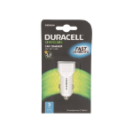 Duracell Single USB 2.4A In-Car Charger mobile device charger