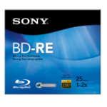 Sony 25GB BD-RE