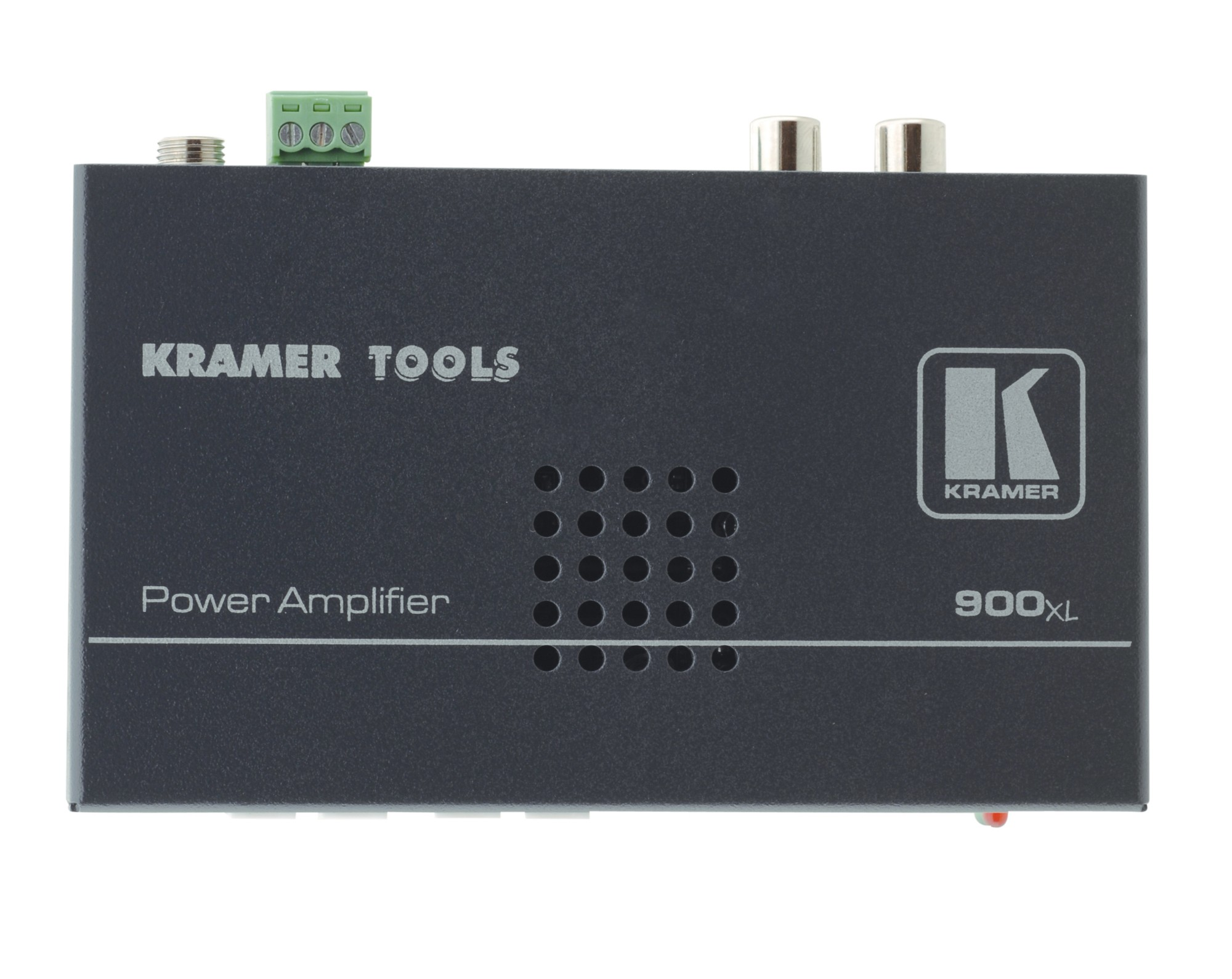 Kramer Electronics 900XL audio amplifier 2.0 channels Black