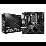 Asrock H310M-ITX/ac Intel® H310 LGA 1151 (Socket H4)