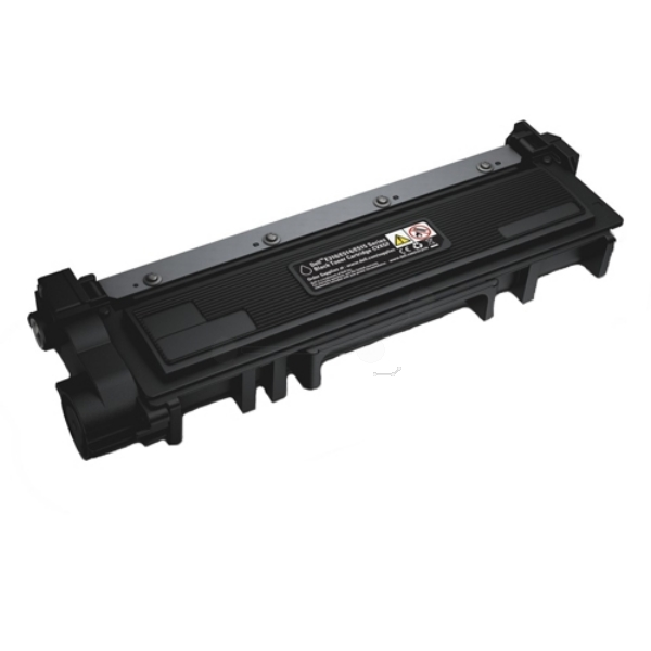 DELL 593-BBLR (2RMPM) Toner black, 1.5K pages