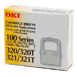 OKI Black Ribbon Cartridge